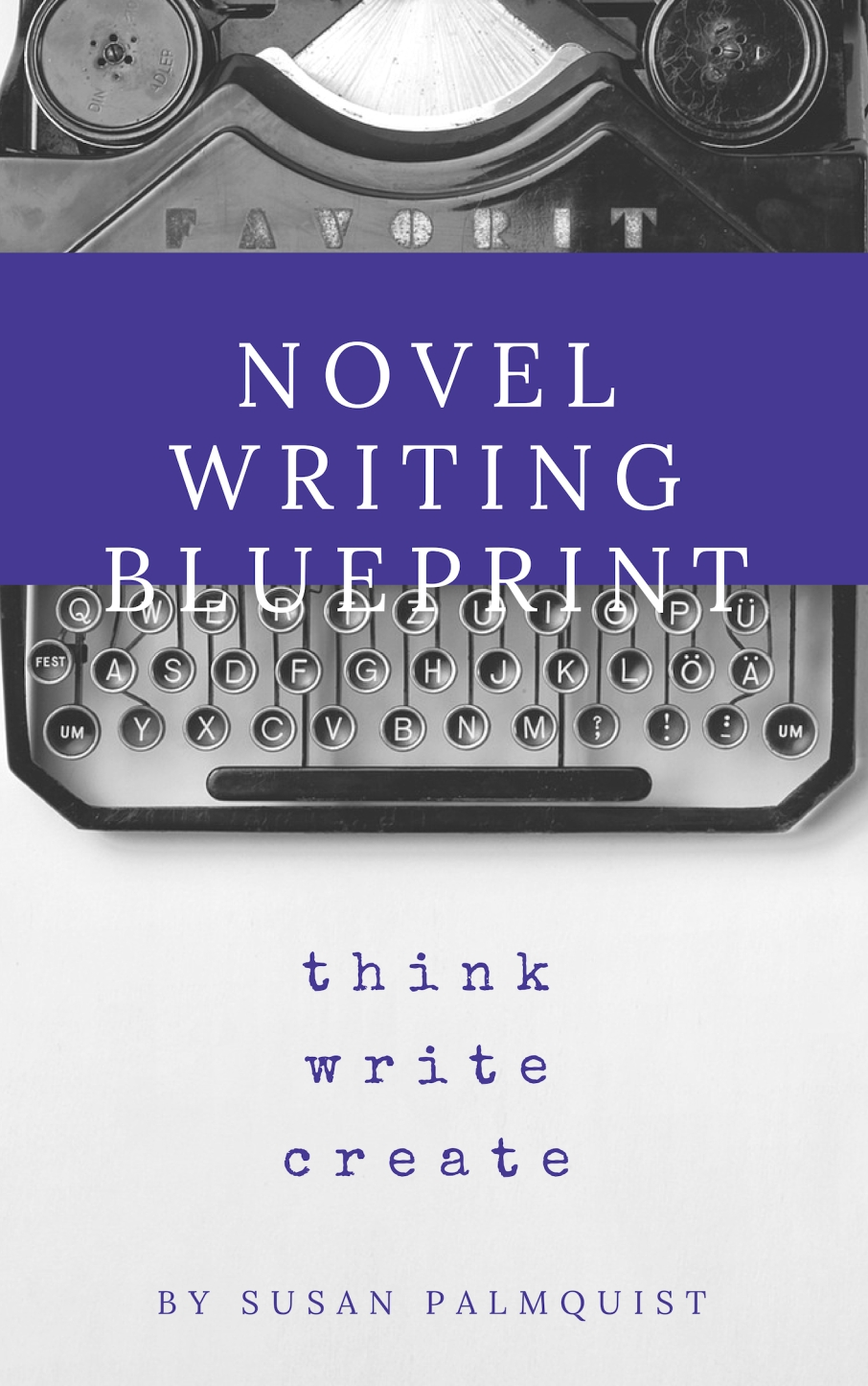 novel writing blueprint