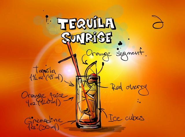 tequila-sunrise-833905_640